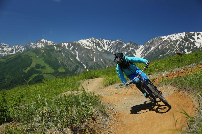 白馬岩岳MTB PARKにて試乗イベント開催